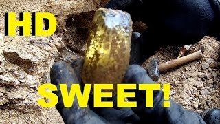 Buried Treasure In The Mountains We found some Gemstones! Topaz(Part 1)