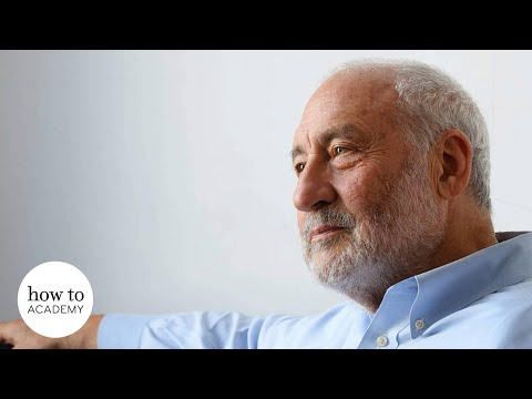 Joseph Stiglitz & Jonathan Freedland on The State of The World