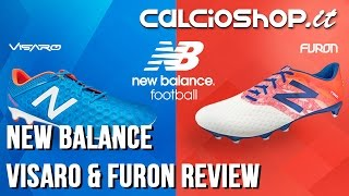 Review: New Balance Visaro e Furon