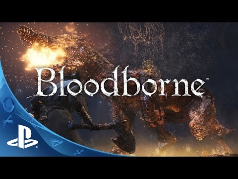 Bloodborne - Cut You Down Trailer - The Hunt Begins - PS4