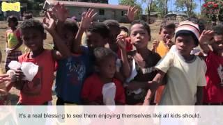 Lupang Pangako Community Service 2015