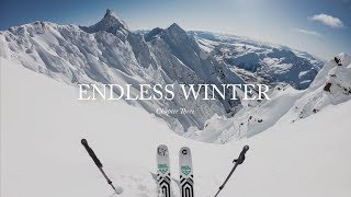 'I've never seen anybody ride that fast!'  Endless Winter 3