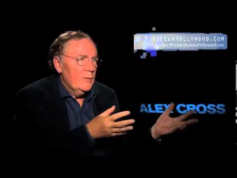 James Patterson Exclusive Interview by Monsieur Hollywood