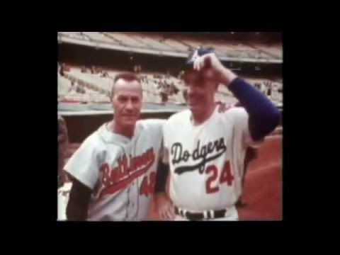 MLB 1966 World Series Highlights