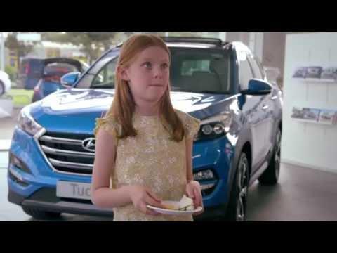 The Tucson Premium SE Kids Car Tours