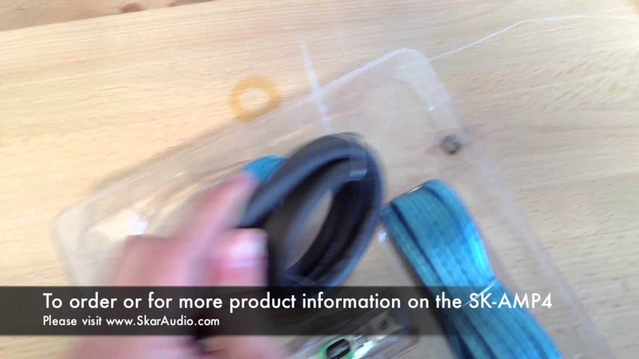 skar audio amplifier wiring kit sk amp unboxing video skar audio amplifier wiring kit sk amp4 unboxing video