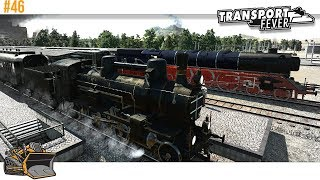 The Golden Age of Steam | Transport Fever Metropolis #46