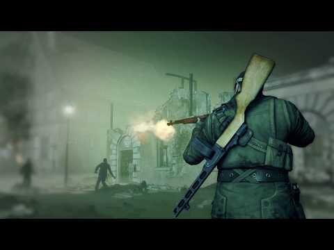 Sniper Elite: Nazi Zombie Army - village of the dead【TONY Gaming HK】 |