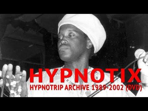 Hypnotix - Hypnotrip archive 1989-2002 (DVD)