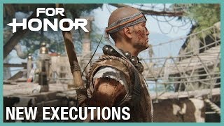 For Honor: New Executions | Weekly Content Update: 01/30/2020 | Ubisoft [NA]