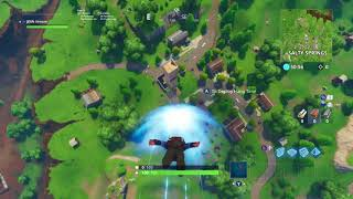 Fortnite new Playground LTM Mode (what happens after you die?)