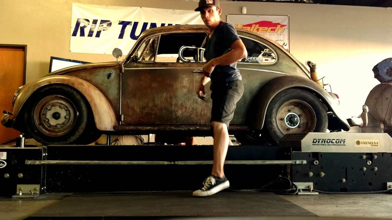 Azn S Vw Dung Beetle Makes 438hp