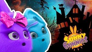 Sunny Bunnies | SUNNY BUNNIES - 유령 같은 할로윈  | 어린이를위한 재미있는 만화 | WildBrain