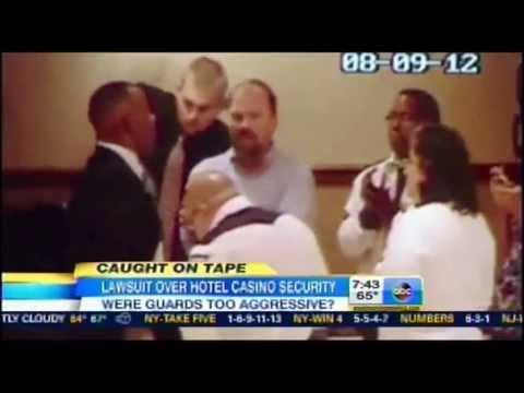 Good Morning America | Harrah's Casino Security Guard Violence | Casino Attack | maggianolaw.com