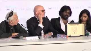 Jacques Audiard, una inesperada Palma de Oro de Cannes por Dheepan