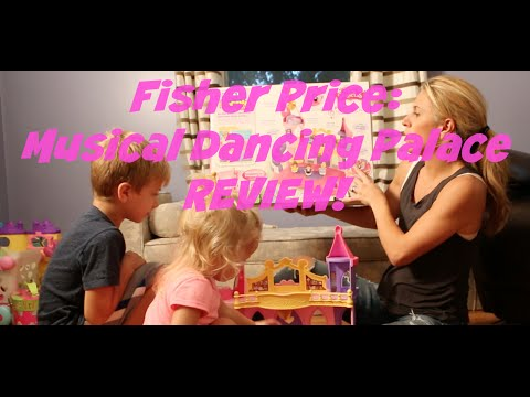 Toy Review: Fisher Price Little People Musical Dancing Palace