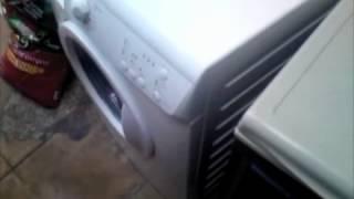 Black Metal Washing Machine blastbeats Zanussi ZWG6141P Immortal Blashyrk