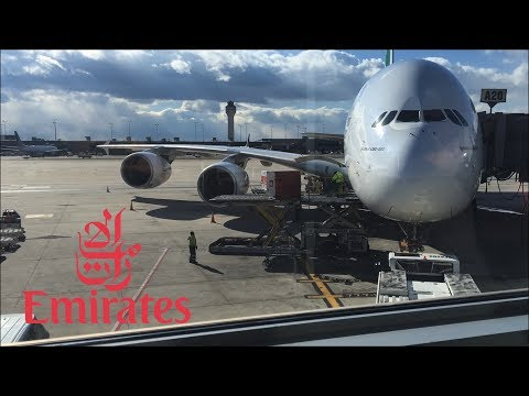 TRIP REPORT | Emirates A380, Washington Dulles (IAD) - Dubai International (DXB)