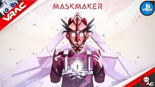 VRAC : #MASKMAKER Gameplay épisode 1 #PSVR #PS5 #PS4