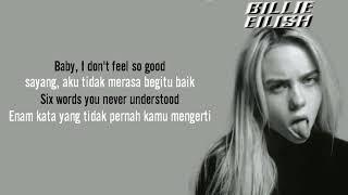 BILLIE EILISH - WISH YOU WERE GAY ( TERJEMAHAN INDONESIA )