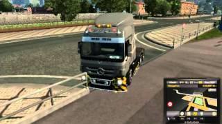 euro truck simulator on 2 pentium p6200