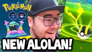 ALOLAN POKEMON GO UPDATE: NEW POKÉMON CRITICAL CATCH, 7 KM EGG HATCHES & NEW EVOLUTIONS!