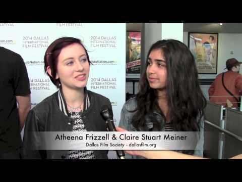 Atheena Frizzell & Claire Stuart Meiner of I WAS A TEENAGE GIRL