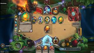 Hearthstone 4 19 2017 Dubs Defeats as he learns to play 6