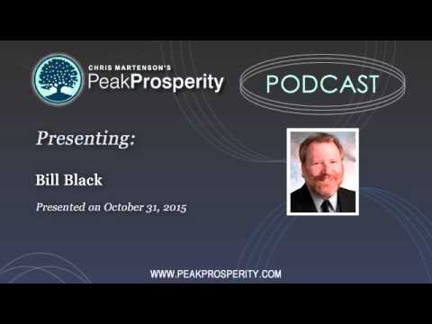 Bill Black: Why The Banksters Are Winning