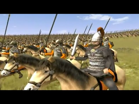Decisive Battles - Attila The Hun (Rome vs the Huns)