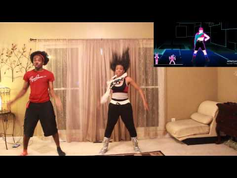 Just Dance 2015 - Bad Romance(Official Choreography)
