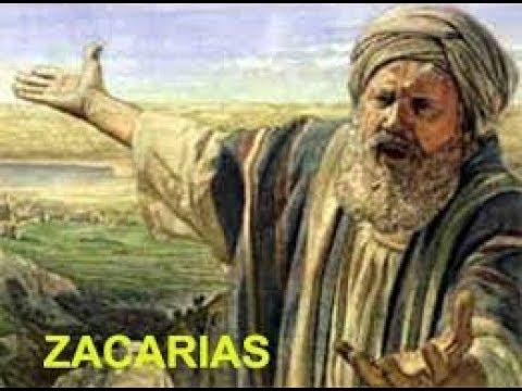Pregação Ir Daniel Martinez - Zacarias Cap 3