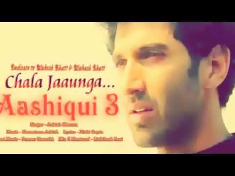 Lagu india -Aashiqui 3 terbaru