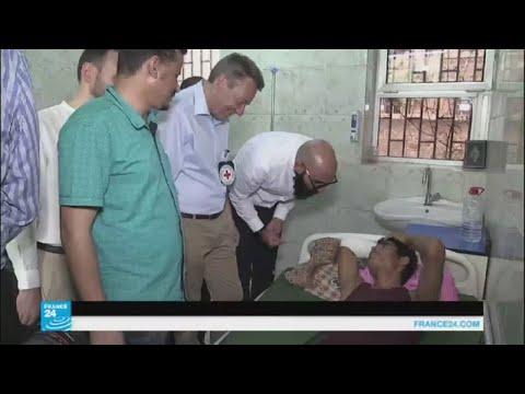 الصليب الأحمر يعرض وساطته في اليمن لتبادل الأسرى  - 15:22-2017 / 7 / 24