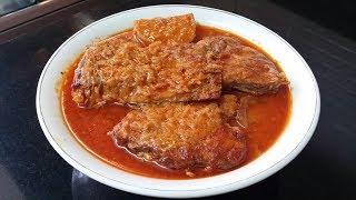Traditional Tasty Home Recipe/Maach Aloor Korma/Fish Potato Korma/Easy Korma Recipe/Fish Korma