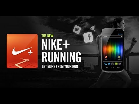 lanzadera Circulo software  Nike Plus for Android Review - YouTube