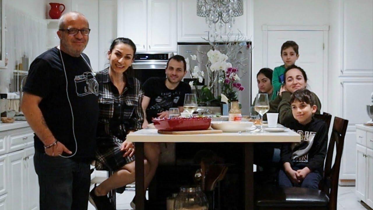 Что у Нас на Ужин - Пицца Спаржа Тофу - Рецепт от Эгине - Heghineh Cooking Show in Russian