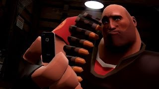 Heavy's new phone