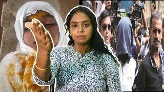 கோவை சிறுமியை நாசமாக்கிய சந்தோஷ் குமாரை காரி துப்பிய எழுத்தாளர் ( WRITER V PADMAVATHY )