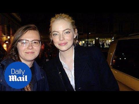 Word's biggest superfan met over 500 celebrities! - Daily Mail