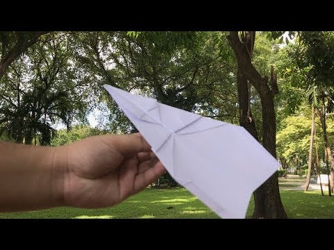 how to make basic paper planes