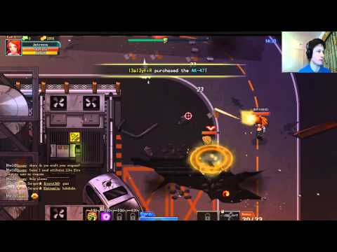 Freefall Tournament Gameplay Browser Fps Youtube