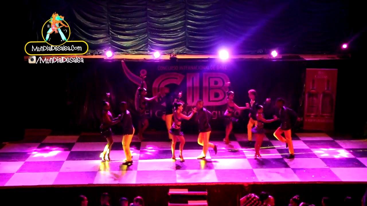 Alma Latin Show