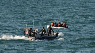 British military set to intercept illegal migrants at UK shore