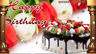 Saal Bhar Me Sabse Pyara Hota Hai Ek Din🎈||New WhatsApp Status for Special Day Happy Birthday 🎂🎁