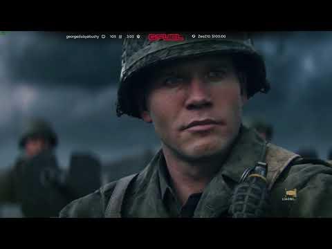 LIRIK | Call of Duty: WWII Playthrough #1