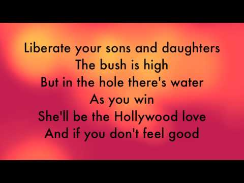 Robbie Williams Candy lyrics HD