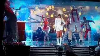 Taylor SWIFT 2013 Grammy Award Performance We Are Never Getting Back Together