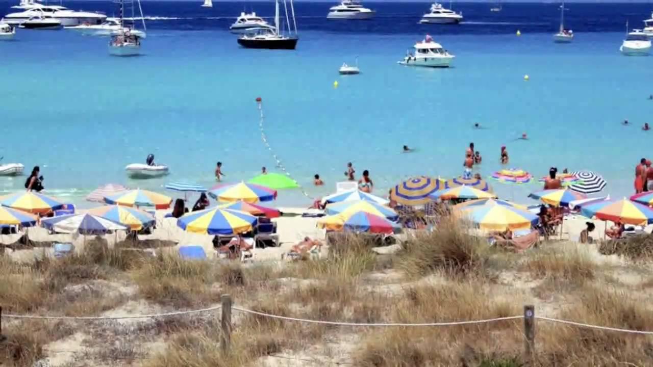 Formentera islas baleares espa a youtube - Islas de baleares ...