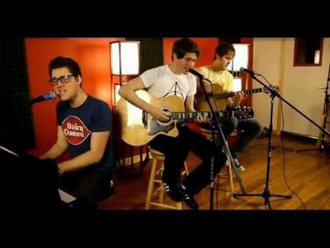 Someone Like You - Adele (Alex Goot, Luke Conard, and Chad Sugg Cover) Lyrics